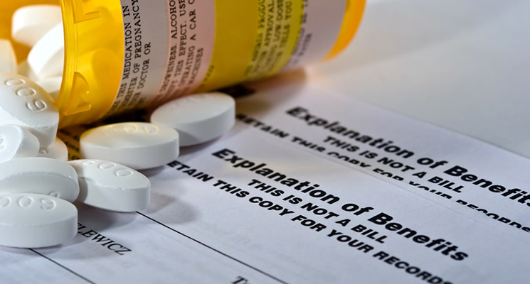 insurance coverage for pharmaceuticals