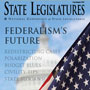 July/August 2017 cover of State Legislatures magazine