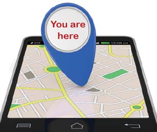 Mapping app