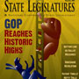 December 2014 cover of State Legislatures magazine