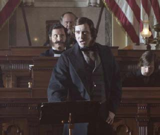 Image from the movie 'Lincoln'