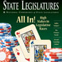 October-November 2014 State Legislatures magazine cover