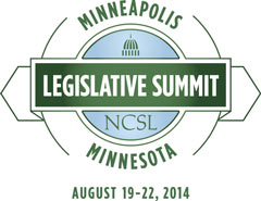 2014 NCSL Summit logo