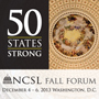 NCSL logo for 2013 Fall Forum