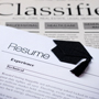 picture of newspaper classified ad section