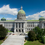 Pennsylvania State Capitol building.