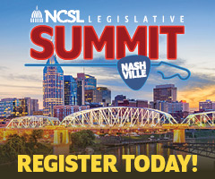 2017 NCSL Legislative Summit Logo