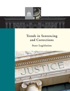 Trends in Sentencing and Corrections Cover Image