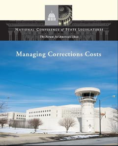 Managing Corrections Costs cover image