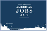 American Jobs Act Logo
