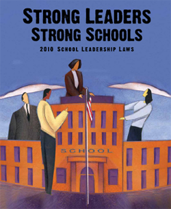 Strong Leaders Strong Schools 2010 Cover