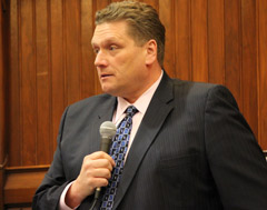 photo of Representative Russ Morin