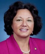 A photograph of Representative Kathleen Passidomo, chairwoman of Florida's House Ethics and Elections subcommittee.