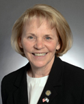 A photo of Senator Mary Kiffmeyer. Republican from Minnesota