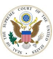 seal of the U.S. Supreme Court