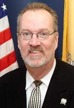 Photo of Senator Jim Whelan