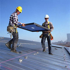 NREL photo of solar workers