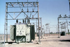 NREL photo of substation