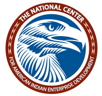 Logo for The National Center for American Indian Interprise Development