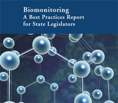 Biomonitoring report cover