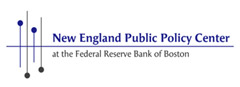 New England Public Policy Center at the Federal Reserve Bank of Boston logo