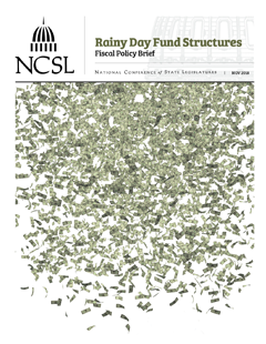 Cover of Rainy Day Fund Structures report