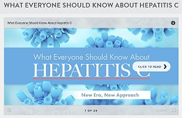 What Everyone Should Know About Hep C