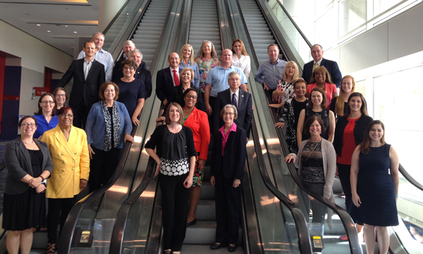 NCSL 2016 Early Learning Fellows Cohort in Chicago