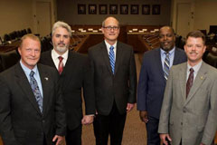 Group photo of South Carolina Legislative Services Committee