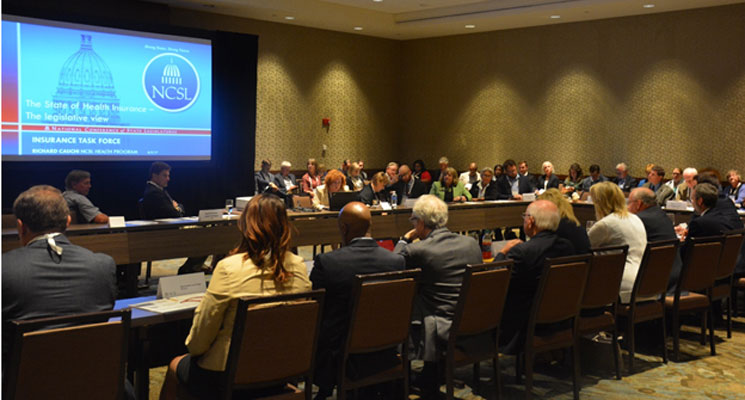 Meeting of the NCSL Insurance Task Force