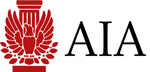 American Institute of Architects logo.