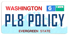 Transportation | License Plate Policy Update