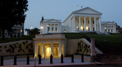 Virginia Capitol and Visitors Center