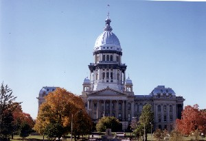 Picture of a capitol building