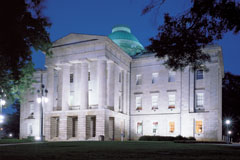 North Carolina State Capitol