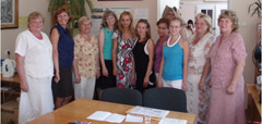 Women NGO Perspectyva Meeting
