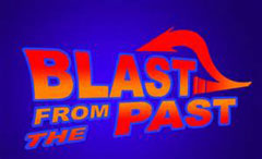 "Image of the words ""Blast from the Past"""