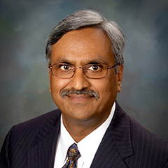 Photo of Rakesh Mohan, director of Idaho's Office of Performance Evaluations