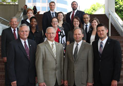 Picture of the North Carolina Program Evaluation Divsion staff