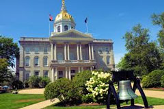 Picture of the New Hampshire Capitol Building