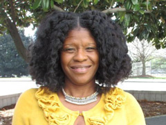 Picture of Shunti Taylor, chair of the National Legislative Program Evaluation Executive Committee
