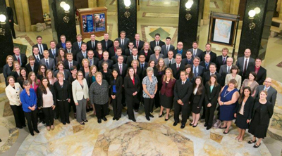 Wisconsin Legislative Audit Bureau staff photo