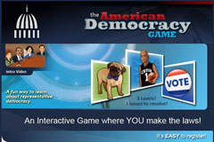 The American Democracy Game