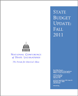 State Budget Update:  Fall 2011