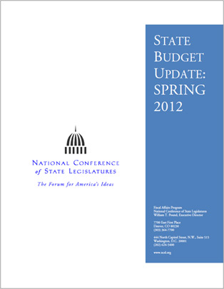 State Budget Update:  Spring 2012