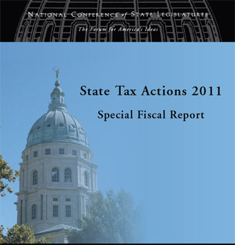 State Tax Actions 2011