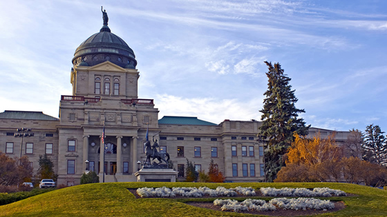 Image of the Montana State Capitol