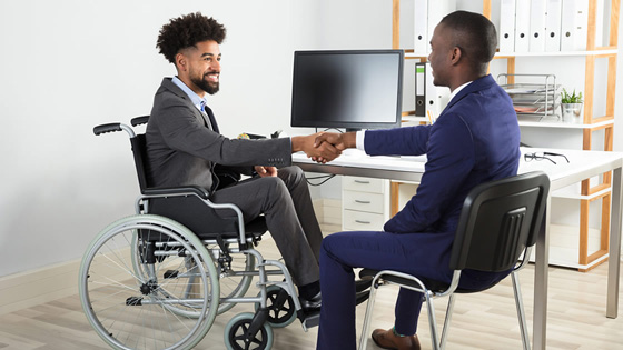 work and disabilities