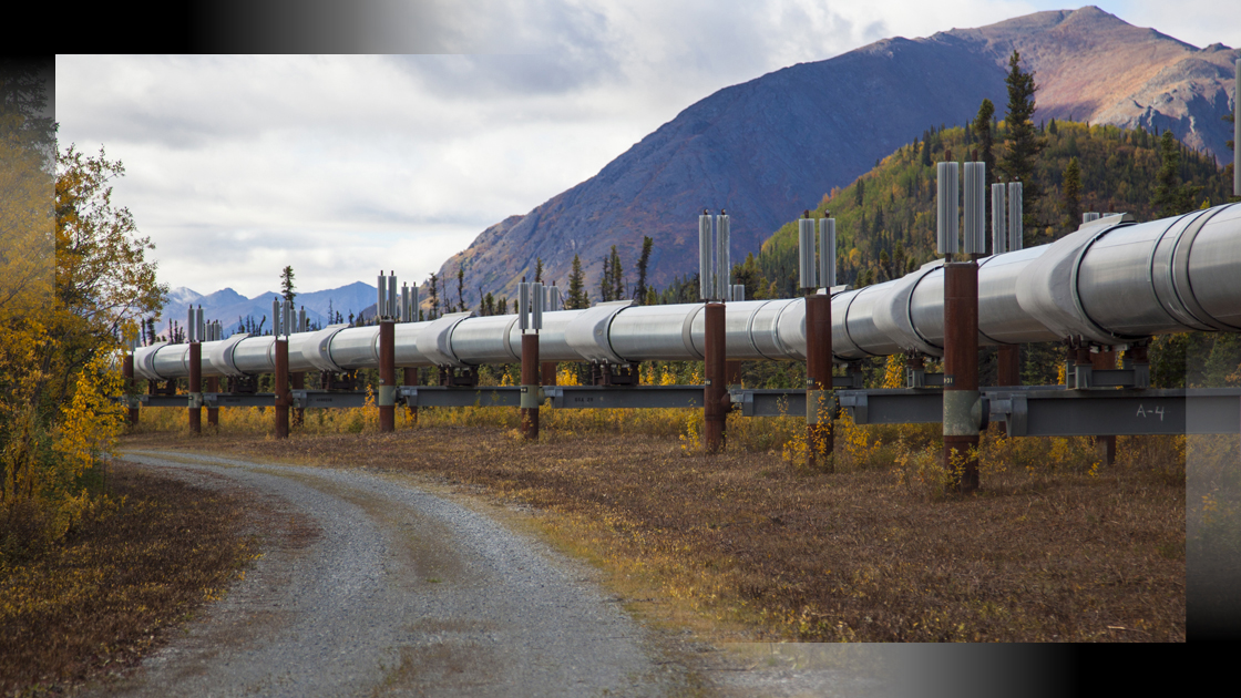 pipeline mountains infrastructure