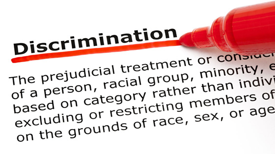 anti discrimination laws us